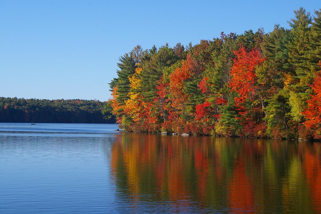 Enjoy Fall Foliage While Hiking
